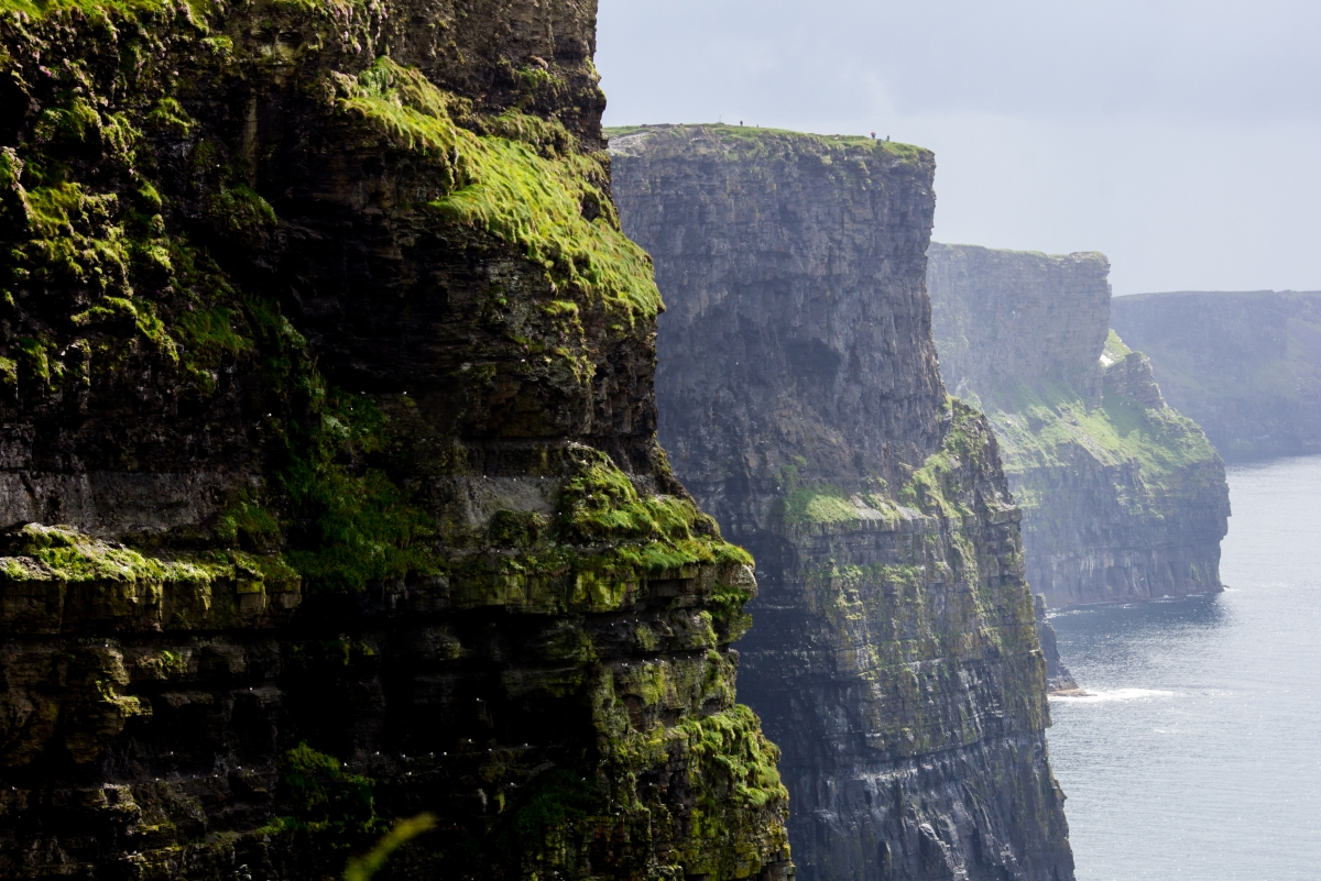 Private escorted chauffeur driven Tours of The Cliffs of Moher in Ireland